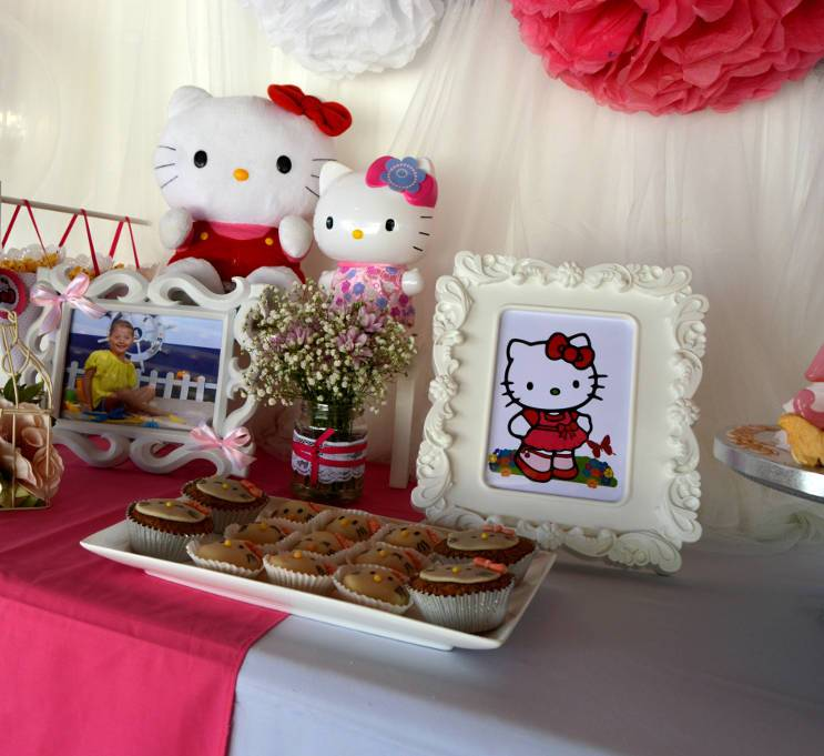 Aniversário Matilde - Hello Kitty