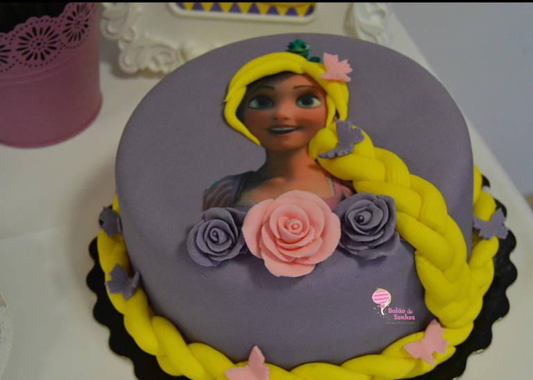 Aniversário Vitória - Rapunzel - Balão de Sonhos :: organização de festas e eventos Algarve, Lagos