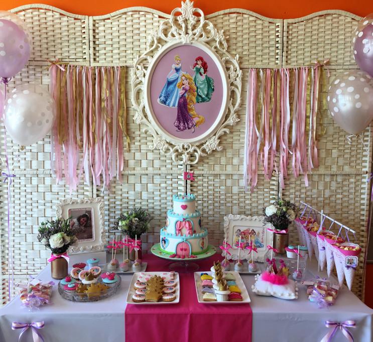 Aniversário Princesas Disney