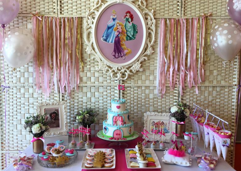 Aniversário Princesas Disney - Balão de Sonhos :: organização de festas e eventos Algarve, Lagos